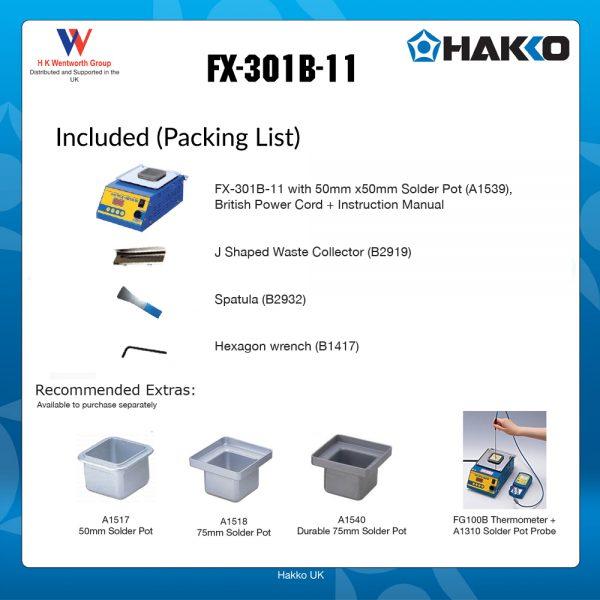 FX-301B Soldering Pot